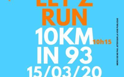 LET'Z RUN 10KM IN 93